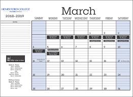 Big Desk Calendar Needs Your Events For 2019 Henry Ford