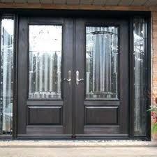 Stain For Fibergl Exterior Doors Gallery Design Modern Wood