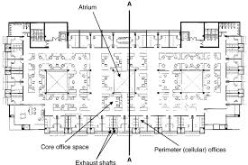 Office space floor plan creator Roomsketcher Typical Floor Plan Of Hypothetical Pdec Building Design source Ford Associates The Hathor Legacy Typical Floor Plan Of Hypothetical Pdec Building Design source