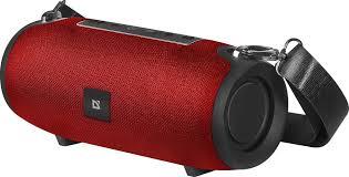 Портативная акустика <b>Defender Enjoy S900</b> красный, 10Вт,BT/FM ...