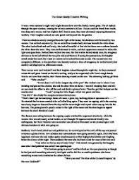 how to write an introduction in great gatsby themes essay great gatsby essay brightkite com