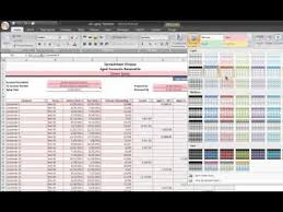 Accounts Receivable Templates Excel Ar Aging Excel Template Tutorial Video And Download