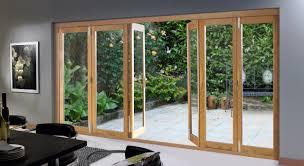 type of glass bifold door
