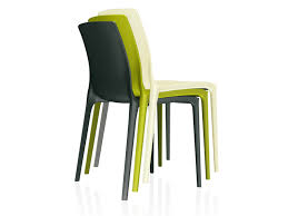 stackable plastic chairs. Perfect Chairs Appealing Stackable Plastic Chairs Twin Chair Brunner Design Archirivolto Throughout Z