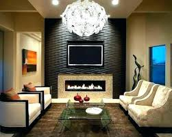 N Feature Wall Fireplace Wallpaper Ideas For  Paint