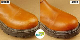 use vaseline or any other petroleum jelly that you have on hand to remove scuff marks from your leather boots without ruining the finish