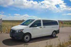 The regular versions are 202.4 inches long, 88.3 inches wide (including mirrors) and 75.2 inches tall. Review Mercedes Benz Metris Passenger Is Commercial People Hauling Done Right