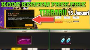 Cara tukar kode redeem ff. Ff Redeem Kode Redeem Ff 9 Agustus 2020 Dapatkan Katana Lobby Gratis Trending Redeem The Free Fire Codes On This Website