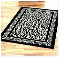 leopard print area rug animal marvelous rugs for zebra 8x10