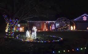 holiday lights winners surprised by accomplishment news stwnewspress com