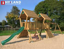 hy land commercial climbing frames