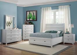 white bedroom sets. Homelegance 2262W Zandra White Bedroom Set With Storage Bed Sets