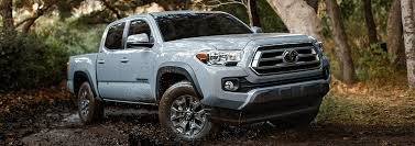 All information applies to u.s. The 2021 Toyota Tacoma Special Editions More Standard Features City Toyota