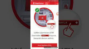 Kredi Kartını İnternet ve Yurt Dışı İşlemlere Açma (Ziraat Bankası) -  YouTube