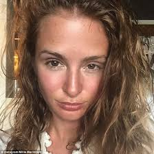 natural beauty the reality star has wasted no time soaking up the rays during her