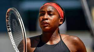 Coco Gauff tests positive for COVID-19 ...