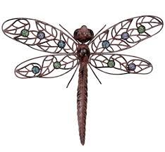 Dragonflies Wall Decor Garden Wall Art Uk Alices Garden