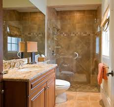 Renovating Small Bathroom Average Cost Of Bathroom Remodel Contractor Installs Shower In