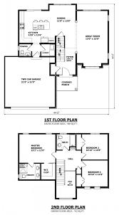 ajax two y house plan