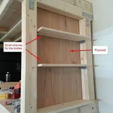diy heavy duty garage shelves diyablecom