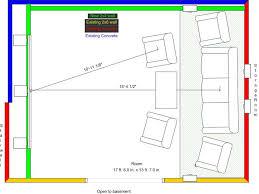 basement home theater plans. Basement Home Theater Plans A