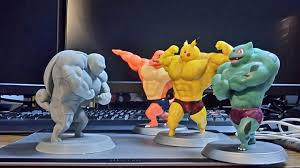 Stolen Pokemon 3D Assets by Malaysian 3D Artist Sold Online