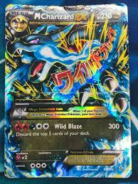 Collectible Card Games Pokémon Trading Card Game LEGGI DESCRIZIONE POKEMON  GX EX MEGA M CHARIZARD X FULL ART VMAX V GIGANTAMAX
