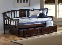 wood day bed with trundle auxlilasresto com frame convert a for daybed plan 8
