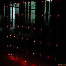 RD1564 Rèm đèn LED trang trí nhiều màu giá rẻ