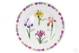 Купить <b>Тарелка обеденная IMARI</b>, <b>Ирисы</b>, 27 см IMARI в ...