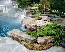 small rock garden ideas river rocks for yards