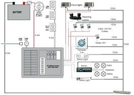 Trailer Wiring Chart Wiring Diagram 12v Caravan Fridge Wiring Diagrams