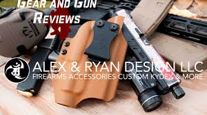 Alex And Ryan Design Honest Review Of The Alex And Ryan Design Claw Appendix Holster
