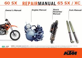official 1998 2009 ktm 65sx xc repair manuals cyclepedia online official ktm repair manuals for 60 sx 65 sx and 65 xc models 1998