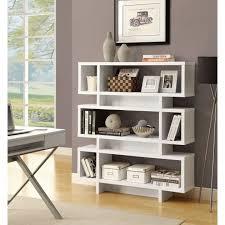 stylish bookcases cinder block shelves diy concrete block bookshelf the bookshelves home depot