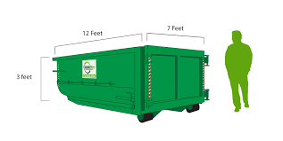 Dumpster Sizes Chart Roll Off Dumpster Rental Greenway Recycling Services Llc