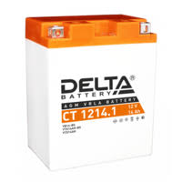 «<b>Аккумулятор delta ct</b> 1214» — Автомобильные аккумуляторы ...