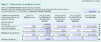 Predict My Paycheck 8 2 4 Tax Brackets And Rates Canada Ca