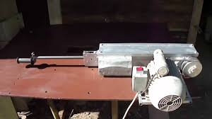 Rotary To Linear Motion Converter Youtube