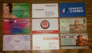 Plantillas Para Tarjetas De Presentacion Gratis Publisher