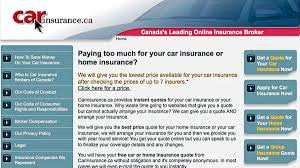 three ways to compare auto insurance quotes the globe and mail