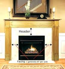 fireplace back how to change a gas fireplace back to wood burning convert fireplace to gas