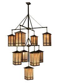 meyda 67329 church street nine light hanging lantern chandelier