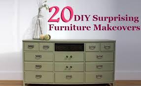 old furniture makeovers. 20 diy surprising furniture makeovers old i