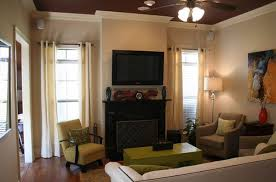 When And How To Place Your TV In The Corner Of A RoomHow To Arrange Living Room Furniture With A Tv