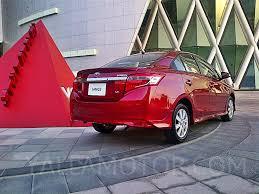 Car Pictures List for Toyota Yaris Sedan 2014 1.5 SE (UAE ...