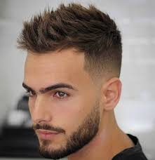 26 Most Delightful Short Hairstyles For Thick Hair 2019 Men