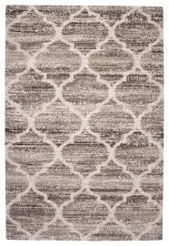 rectangle trellis area rug ivory tan brown rugs by international nuloom diamond