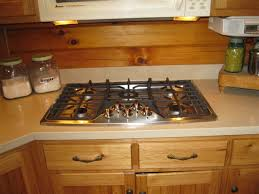 gas stove top cabinet. Simple Gas Attachment Browser Stainless Steel Gas Stove Top Installed Jan 21st Inside  Designs 9 To Cabinet M