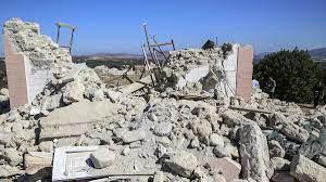 Yunanistan'da 6,3'lük deprem! İzmir ve çevresi de hissetti